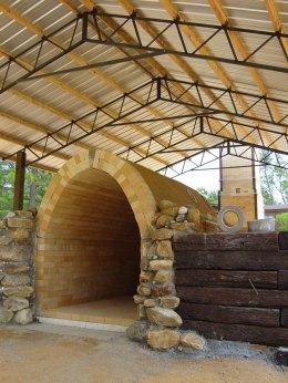 finished kiln