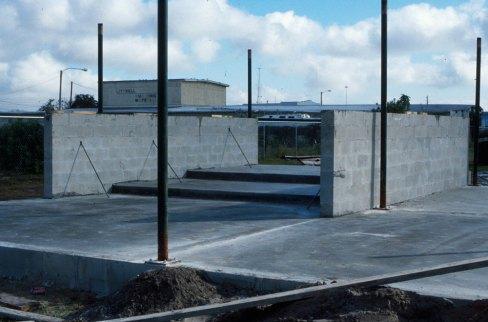foundation for anagama