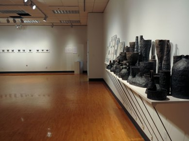 Installation view - Transition Points