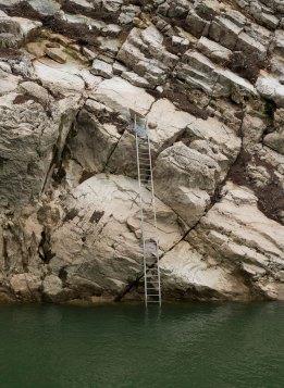 Ladder, Yangtze River, China (IMG_2666)