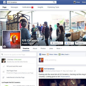 IUS Ceramics Facebook thumb