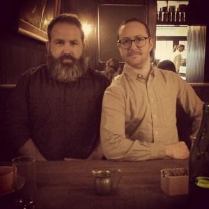 Me and Kris Grey