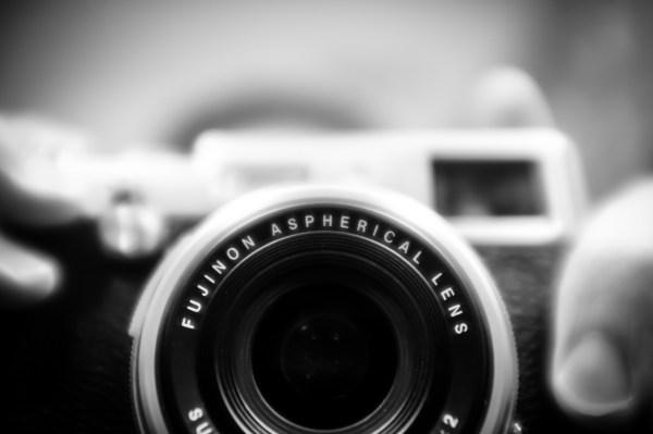 fuji x100s lens