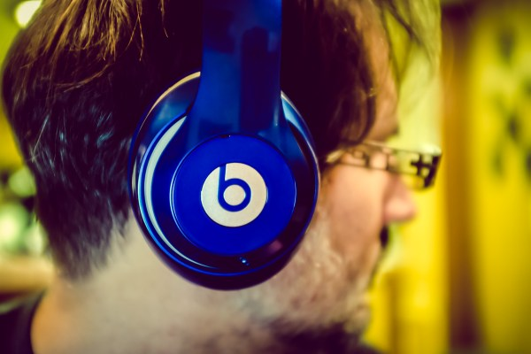 beats headphones | photograph by Brian J. Matis