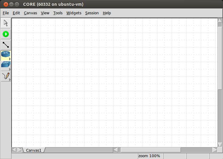 The CORE Network Emulator
