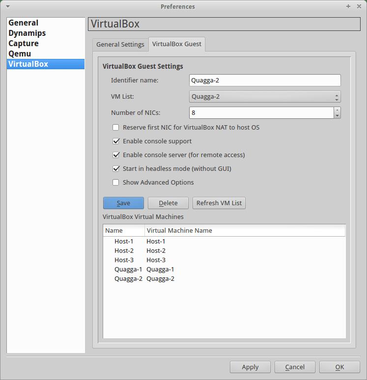 GNS3- setup-VirtualBox-4