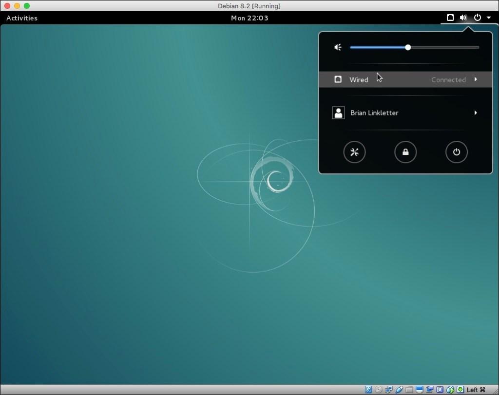 Installing Debian Linux in a VirtualBox Virtual Machine