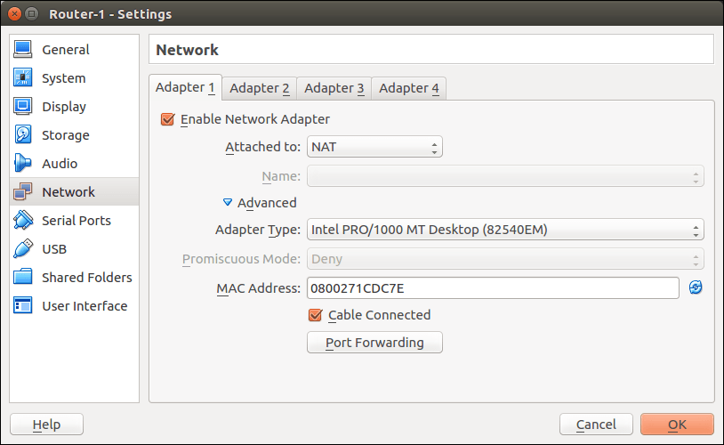 how to add link computer name to ip address