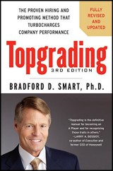 Topgrading book cover
