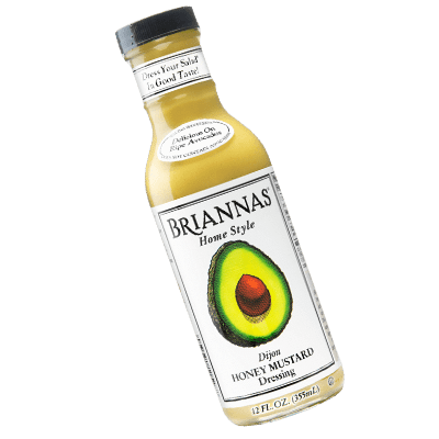BRIANNAS Salad Dressing Salad Dressing Recipes Salad