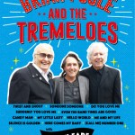 NEW 2017 TOUR DATES FOR BRIAN POOLE & THE TREMELOES