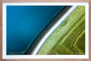 Abstract - Aerial Artwork
