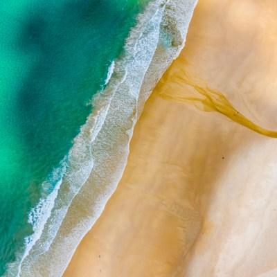 Beach Point - Aerial Artwork
