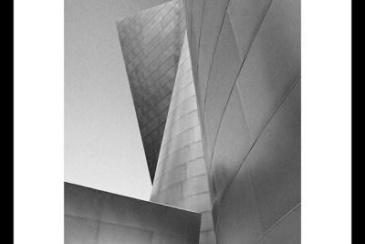 Walt Disney Centre - Fine Art Architecture