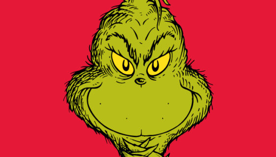 angry grinch
