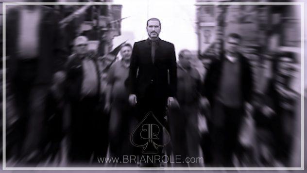 Brian Role Magician Malta - Valletta 2018