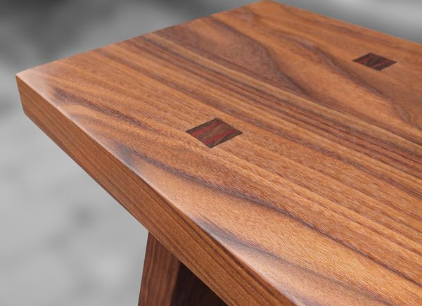 Walnut the wood of the year