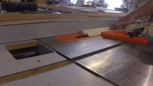 cutting dado for glass and mat board