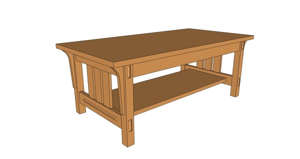 Project Ideas Coffee table