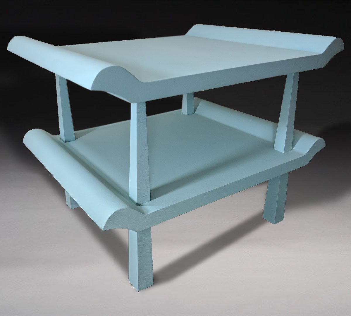 Sculpted Table