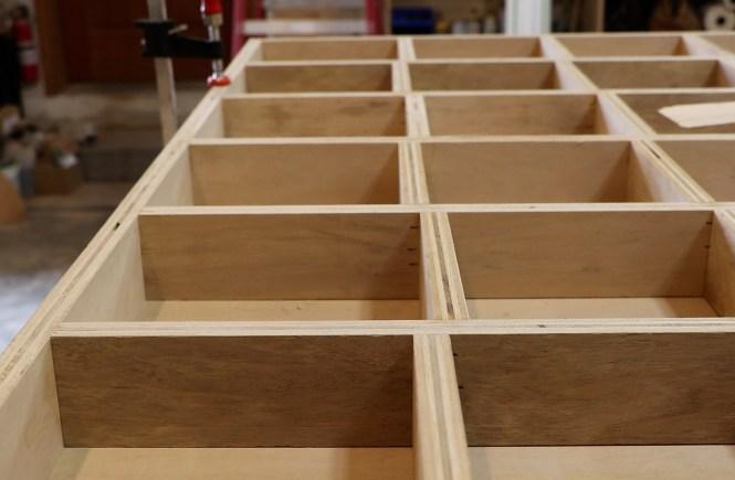 torsion box