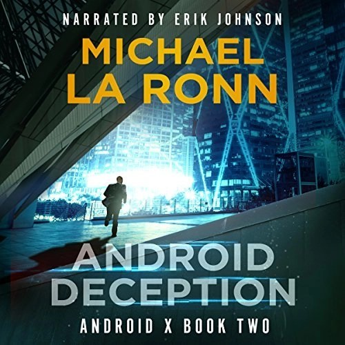 Android Deception Audiobook Cover