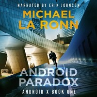 Android Paradox Audiobook Cover