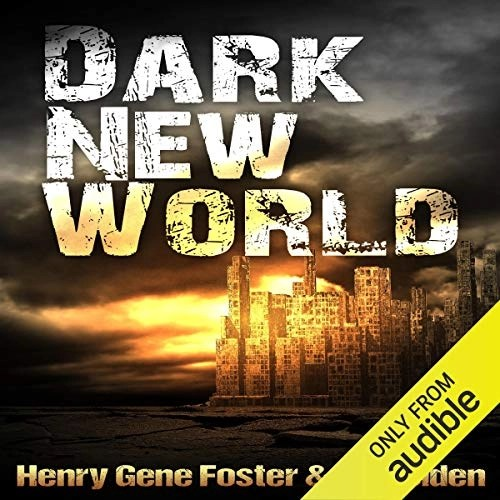 Dark New World Audiobook Cover