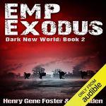 EMP Exodus Audiobook Cover