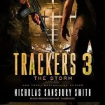 Trackers 3 The Storm by Nicholas Sansbury Smith