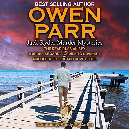 Jack Ryder Mystery Novellas