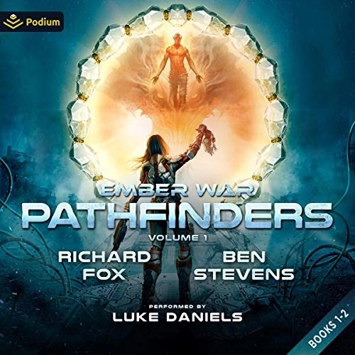 Ember War Pathfinders: Volume 1 by Fox Richard, Ben Stevens