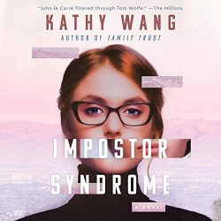 Impostor Syndrome Audiobook Cover