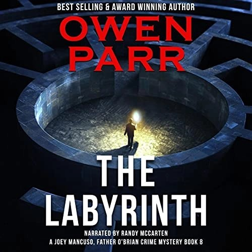 The Labyrinth Audiobook Cover