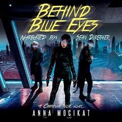 Behind Blue Eyes Audiobook Cover