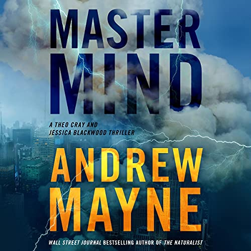 Mastermind by Andrew Mayne Audiobook Cover
