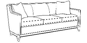 258 Sofa