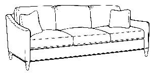 261 Sofa