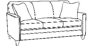 3122-11 Sofa