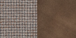Fabric #435003, Leather #8813