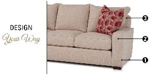 8232-10 Series Sofa