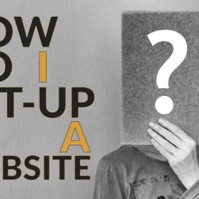 HOW TO SETUP A WEBSITE (3 min read)