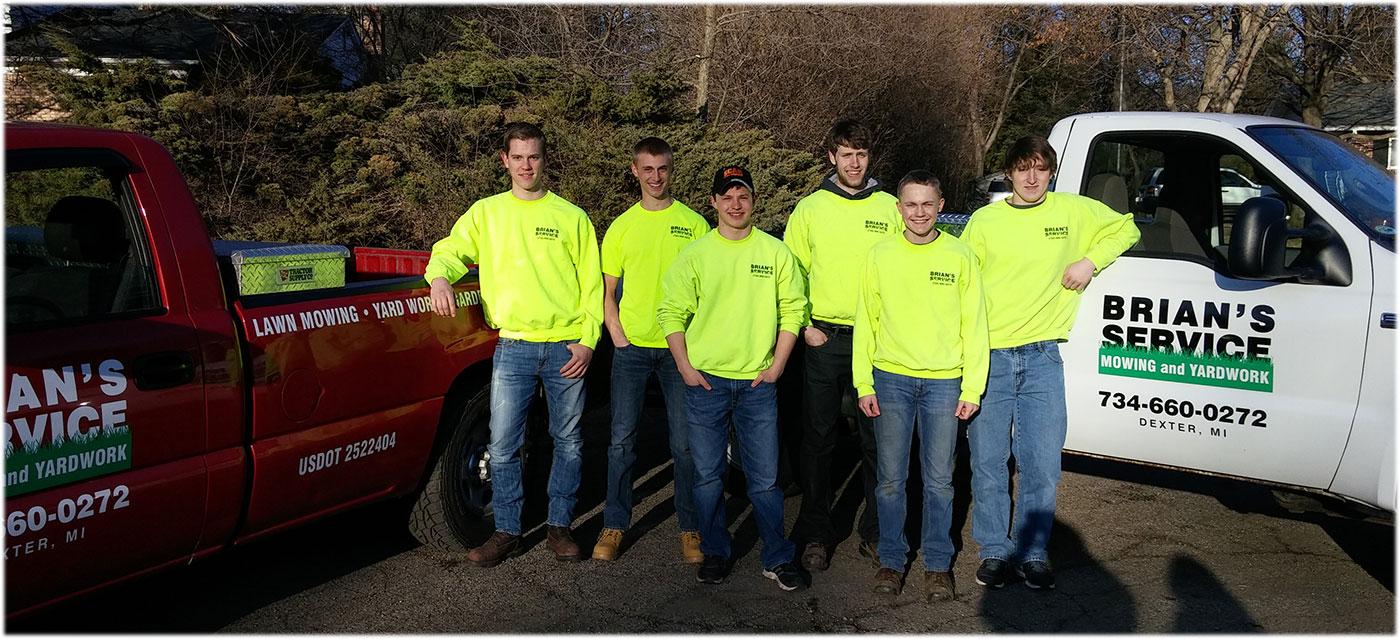 16:9 Brians Service 2016 Lawn Crew Full