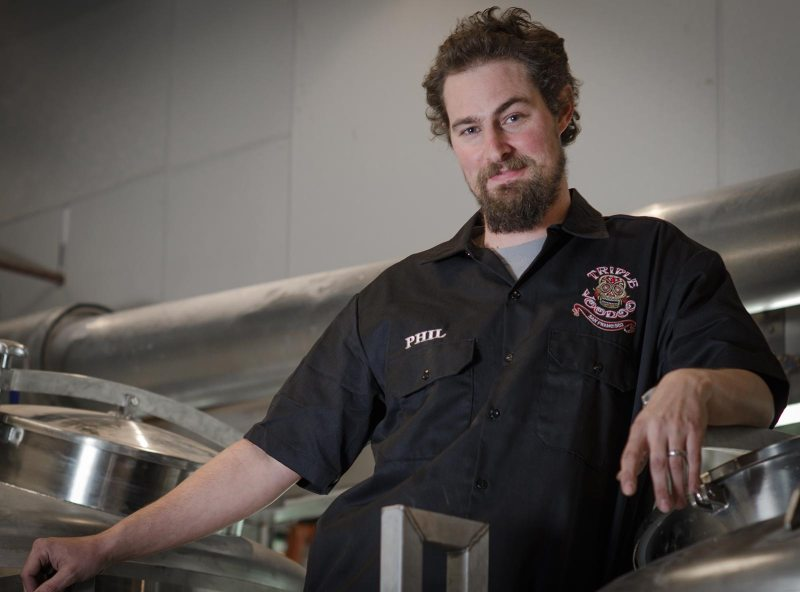Phil Meeker – Triple Voodoo Brewing