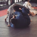 Jiu Jitsu! Its a philosophy for sure You learn ahellip