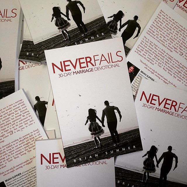 "Excited to say we have gotten approx 1200 ""Never Fails"" books out so far. As a self published marriage resource our goal is to get to 5000. In doing so that allows for us to give even more books away. The goal being that anyone who needs this book can get it, one way or another. YOU CAN HELP, by letting people know about this book, and also IF YOU HAVE READ IT, by writing a review on Amazon. Please pray for those reading it, and their marriages. Second book on the way, as an apologetics book hidden with in an auto-biography. What do I wish I could of read at 18 before life got flip turned upside down? So why not write something for other 18 year olds? Tag people and share please. Link to purchase for personalized copies in bio. #neverfailsbook #neverfails #love #loveneverfails #Jesus #jesuschrist #marriage #married #divorce #hope @sola.fide"