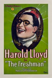 The Freshman Poster Harold Lloyd