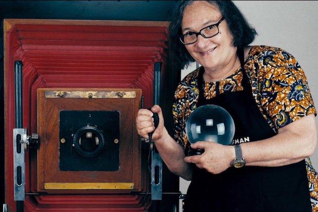 Elsa Dorfman The B-Side Errol Morris