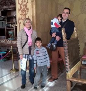 Villa Monastero famiglie