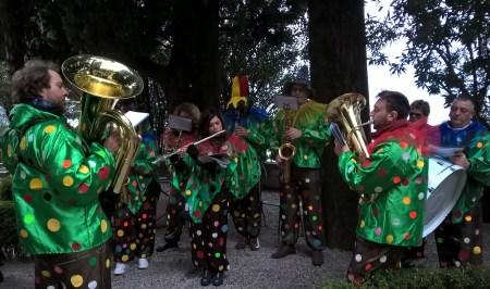 Carnevale Villa Monastero Banda
